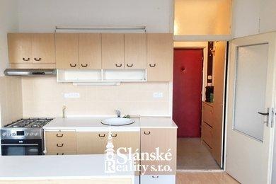 Pronájem, Byty 1+1, 39 m² - Slaný, Ev.č.: 00282