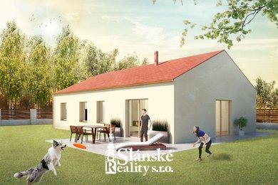 Prodej, Rodinný dům 110 m2 - Tuřany - Byseň, Ev.č.: 00284