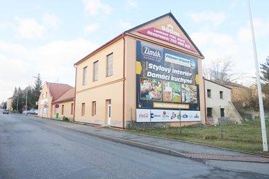 Pronájem, Obchodní prostory, 108 m², Slaný, Ev.č.: 00287