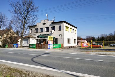Komerční nemovitost, Louky nad Olší, Karviná, Ev.č.: 12034