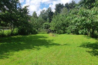 Prodej zahrady s chatou, maringotkou a bazénem - Stonava, Ev.č.: 12081