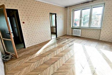 Byt 2+1/sklep, 53 m2, ul. Kosmonautů, Karviná, Ráj, Ev.č.: 12120