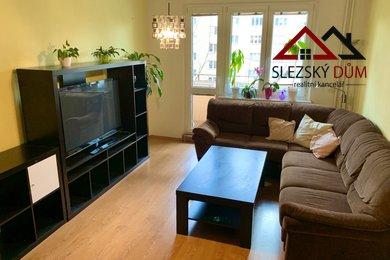 Pronájem bytu 2+1 s lodžií v osobním vlastnictví 2+1,  54 m², Ev.č.: 12172