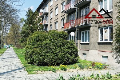 Prodej, Byt 2+1/balkon/sklep, 60m2, ul. Cihelní, Karviná, část Nové Město, Ev.č.: 12181