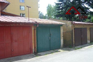 Prodej, Garáže, 18 m² - Karviná-Mizerov, ul. Rudé armády, Ev.č.: 12202
