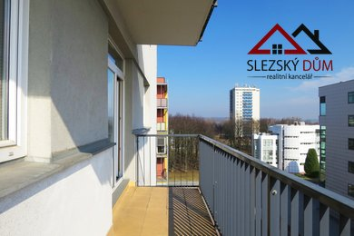 Pronájem, Byt 1+kk/komora/balkon, 37 m², ul. U Soudu, Ostrava - Poruba, Ev.č.: 12205