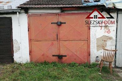 Prodej garáže, 17 m² - Karviná-Nové Město, Ev.č.: 12231