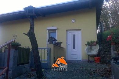 Pronájem Rodinný dům 2+kk, 48m² s terasou ,- Mokrá-Horákov, Ev.č.: 00289