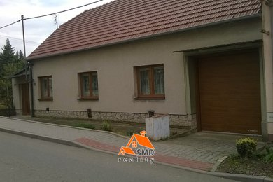 Rodinný dům 5+2 se zahradou a garáží, Ev.č.: 00297