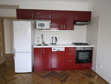 Pronájem bytu 3+kk, po rekonstrukci, 63 m², Praha - Vršovice