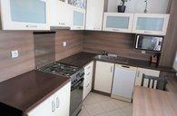 Pronájem, částečně vybaveného bytu 2+1, 56 m²,s balkónem, ul. Jiráskova, Bruntál