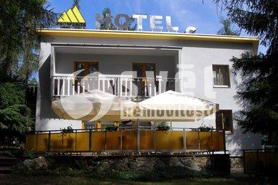 Pronájem hotelu u brněnské přehrady, Ev.č.: BM21016