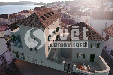 Prodej projektu apartmánového domu o 11 jednotkách v Chorvatsku, Ev.č.: BM21026