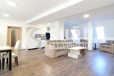 Prodej luxusního apartmánu 3+KK o výměře 120 m2 v srdci Vysočiny, Ev.č.: BM21030