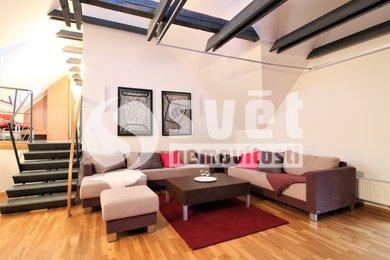 Prodej luxusního bytu 2+KK o celkové výměře 82 m2, Ev.č.: BM20031