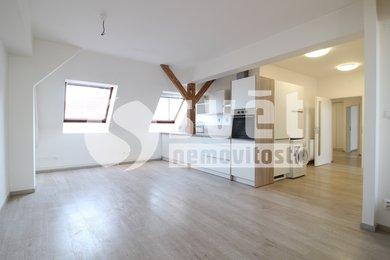 Pronájem nadstandardního bytu 4+KK o výměře 133 m2, Ev.č.: BM21004