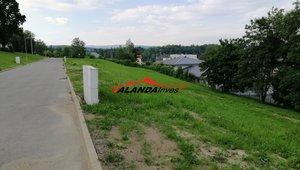 Nabízíme pozemek ke stavbě rodinného domu, výměra 865 m2, Prodej, Pozemek pro bydlení, střed města,  - Žamberk