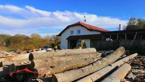 Prodáme výrobní areál po celkové rekonstrukci, 735m² zastavěné plochy - Libchavy - Horní Libchavy