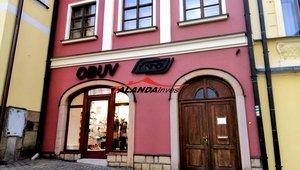 Pronajmeme  kanceláře ve středu města Žamberk, Masarykovo náměstí,