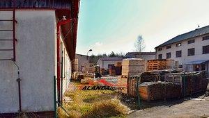 Prodej komerčního areálu (20.722 m2) - Týniště nad Orlicí