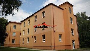 Nabízíme  soubor budov a pozemků  areálu nemocnice Moravská Třebová, celková výměra 33.575m² - Moravská Třebová