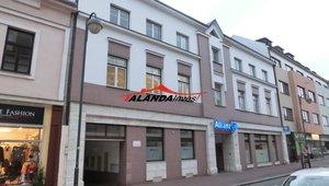 Pronájem, kancelářské prostory, 1650 m² - Smilova ulice
