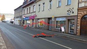 Pronájem - obchodní prostory, 105 m², Hronov