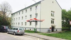 Prodám byt 1+ 1, 30m², Akátová ul., Chrudim