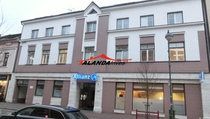 Prodej, kancelářské prostory, 1650 m² - Smilova ulice