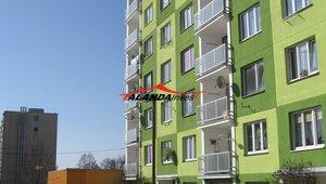 Pronájem bytu 1+kk, 22 m2, po částečné rekonstrukci