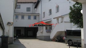 Bytový dům s možností až 40 bytů v centru Heřmanova Městce