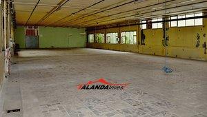 Pronájem výrobní, skladovací haly 956m² a manipulačních ploch