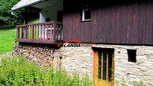 Prodáme pěknou zděnou chalupu v obci Čenkovice v Orlických horách, Skiresort Buková hora 2 km.