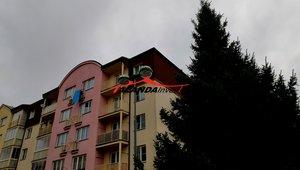 Pronajmeme pěkný byt  2+kk, novostavba, cca 48,23 m² - Ústí nad Orlicí, lokalita sídliště Štěpnice