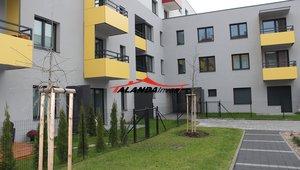 Pronájem bytu 1+kk, novostavba, 33m2, OV