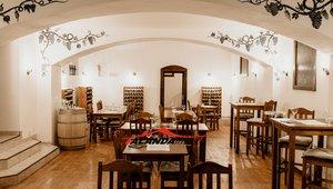 Pronájem nově zrekonstruované vinárny 170 m2, možnost baru, shisha lounge baru, karaoke apod.
