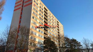 Byt 2+kk, 37 m², Veverkova, Hradec Králové