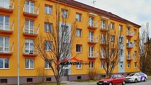 Pronájem  bytu 2+1 (45m²) - Pardubice, ul.Svobody