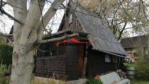 Prodáme chatu se zahradou v žádané zahrádkářské oblasti na okraji Lanškrouna , 499m² - Lanškroun
