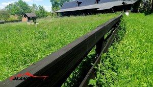 Nabízíme výhodnou investici do areálu-bývalé zemědělské usedlosti nedaleko od České Třebové ,zastavěná plocha 978 m², zahrada 4526 m² - obec Semanín