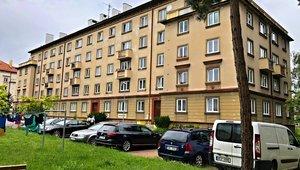 Pronájem byty 2+1, 57 m², Gorkého, Pardubice