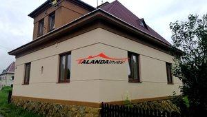 Prodáme rodinný dům po rekonstrukci se zahradou a garáží v širším centru Lanškrouna, výměra 106 m² zast. plochy ,1007 m² zahrada - Lanškroun