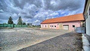 Pronájem obchodních prostor, 588 m², Hrochův Týnec