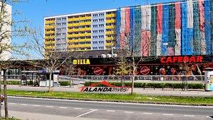 Pronájem obchodních prostor 235m² - Nový Hradec Králové
