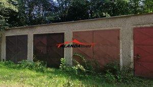 Prodáme garáž 21m² - Choceň, Peliny