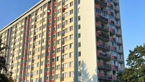 Podnájem bytu 2+1 s lodžii, 63m², Šiškova - Praha - Kobylisy