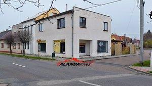 Prodej obchodních prostor - Týniště nad Orlicí (633 m2)