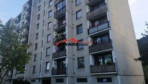 Dlouhodobě pronajmeme prostorný vybavený  byt o dispozici 3+1, větší balkón, spíž a sklepní kóje, výměra bytu : 77,5m² - Ústí nad Orlicí - Hylváty