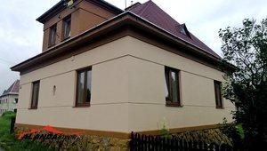 Prodáme rodinný dům po rekonstrukci v r 2020,větší zahrada, garáž, Lanškroun, výměra 106 m² zast. plochy ,1007 m² zahrada - Lanškroun
