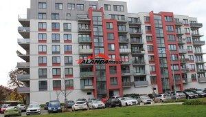 Pronájem bytu 1+kk, novostavba, 39m2, OV